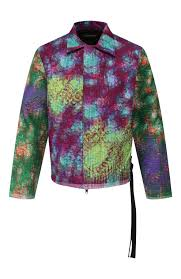 Мужская разноцветная <b>куртка CRAIG</b> GREEN — купить за 79950 ...