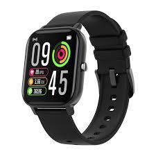 <b>Colmi P8 Pro Smart</b> Watch (Black) - WOWCARTBD