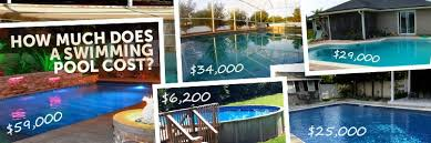 in ground swimming pool. How Much Does A Swimming Pool Cost In Ground S