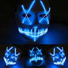 Halloween Mask Light Up Eyes Pinterest
