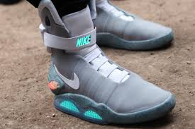 nike air mags. nike will release self-lacing back to the future shoes for charity in 2016 air mags