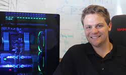Meet the Researcher, Sam Raymond: Combining AI and HPC Simulations for  Biomedical Research   NVIDIA Developer Blog