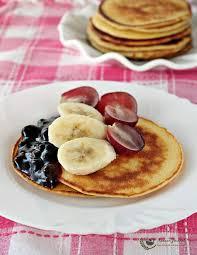 pancakes without baking powder anncoo