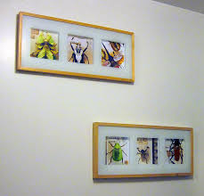 picture of change images in ikea erikslund frames