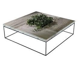 graphic 6 square coffee table graphic