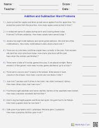 Addition Subtraction and Multiplication Word Problems – dailypoll.co