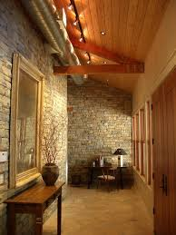 Small Picture 45 best Stone and Brick Accents in Interiors images on Pinterest