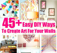 create your own wall art canvas