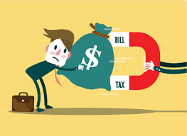 Image result for New Tax Bill animation