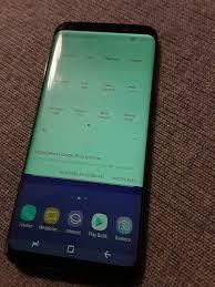 Samsung Galaxy S8 Green Light Samsung S8 Green Screen Problem Samsung Galaxy S8