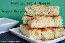 Bacon Herb Cheese Bread Flour On My Face