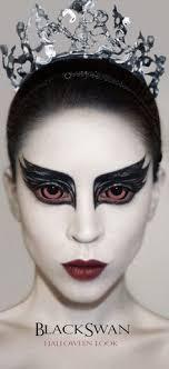 black swan makeup by mandibulo