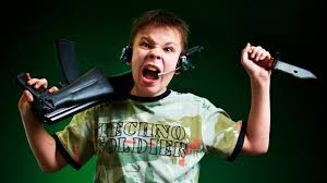do violent video games make children more aggressive  violent video game