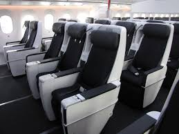 Air France A380 Premium Economy Seat Pitch