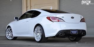 2015 hyundai genesis coupe custom.  Genesis ET Photo 2 Hyundai Genesis Coupe Custom Wheels Niche Targa  M131  20x85 In 2015 Custom Y