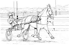 Small Picture Printable 30 Free Printable Realistic Horse Coloring Pages 3808