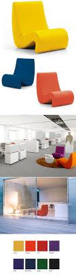 Verner Panton: Amoebe Chair - Vitra Lounge Chairs: NOVA68.com