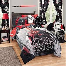 Amazon.com: Jay Franco Star Wars Classic Lightsaber Twin Bed in A ...