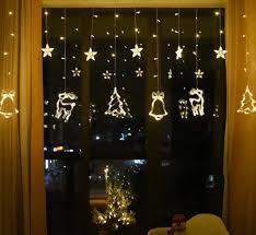Dây đèn Led/đèn Led trang trí thả rèm không thấm nước trang trí bữa tiệc,  phòng ngủ, giáng sinh, lễ, tết - Đèn trang trí Thương hiệu OEM