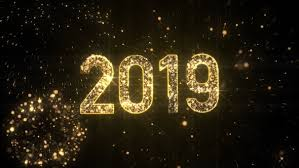 New Year Backgrounds New Year 2019 Gold Background By _miko_ Videohive