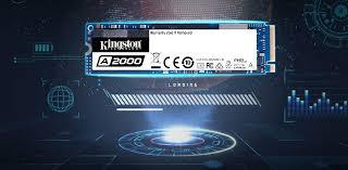 SSD <b>Kingston A2000</b> 1TB и A2000R 500GB: похожие снаружи, но ...