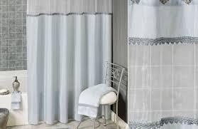 curtains dav z amazing silver blue curtains alexa shower curtain silver 70 72 cute sanderson