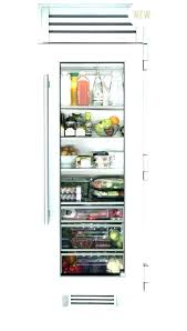 sub zero counter depth refrigerator best refrigerators cabinet panels images on glass front used
