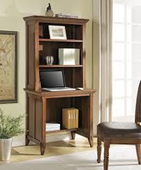oak secretary desk with hutch on parkay floor