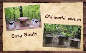 Tree Stump Seats Extremely Creative Ways To Use Tree Stumps To Decorate Your House
