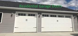 garage door install repair in bismarck mandan area