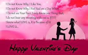 Valentines Day Quotes For Her Adorable 48 Happy Valentine's Day Quotes For Boyfriends Valentine's Day Deals