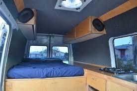 Van Interior Design Awesome Inspiration