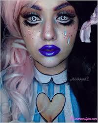 scary doll makeup ideas 1 jpg