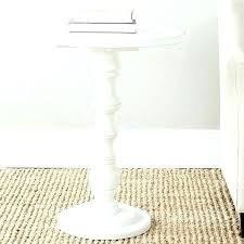 round accent side table pedestal side table round accent wood small accent side tables zane accent