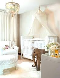 alluring chandeliers for nursery inspirational diy crystal chandelier for nursery