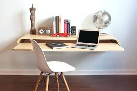 posh floating wall desk images ideas that are great for small spaces this mounted uk