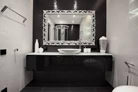 black and white makeup vanity. medium size of bathroom wallpaper:high resolution rectangular mirror and floating makeup vanity black white i