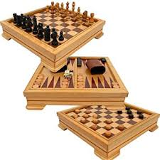 Wooden Monopoly Game Set Best Amazon Folding 322 Wooden 32in32 Chess Checkers Backgammon