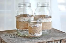 Decorating Mason Jars With Ribbon Decorating With Jars Fairy Lights Decorating Jars Ideas archive 97