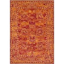 burnt orange rug rugs next n orange kitchen rugs