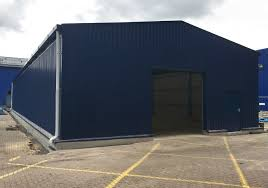 furniture store building. Rubb Buildings Ltd Had Additional Storage Space Covered For A Global Furniture Retailer. Store Building