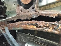 2006 Toyota Sequoia Severe Frame Rust: 2 Complaints