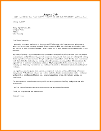 10 Sales Cover Letter Example Writing A Memo