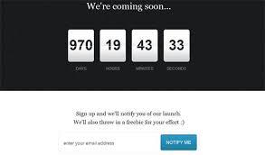 countdown templates 50 free coming soon under construction html templates freshdesignweb