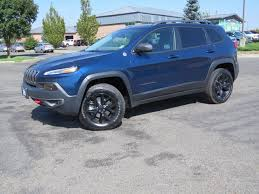 2018 jeep blue. brilliant blue new 2018 jeep cherokee trailhawk on jeep blue t