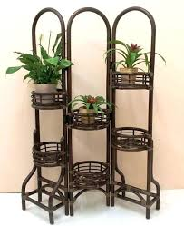 outdoor flower stands flower plant stands 6 tier natural rattan wicker plant flower stand dark brown metal flower plant flower plant stands iron outdoor