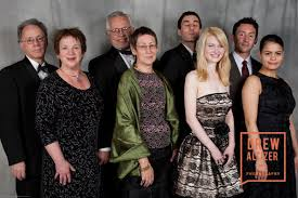 Group of guests at Jewish Family and Children Services Annual FAMMY AWARDS