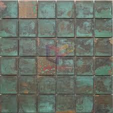 china special fermentative craft copper mosaic tile cfm1049 china mosaic tile copper mosaic