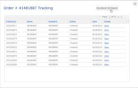 non certified tracking