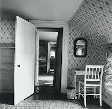 walker evans interior view of heliker lahotan house walpole maine 1962